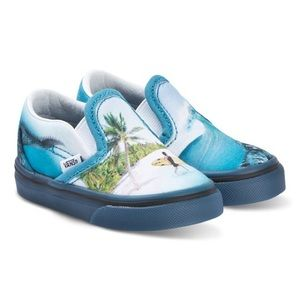 Vans toddler surf slip ons